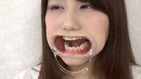 意外に意識低い梨佳ちゃんの歯  「これ・・・取っていい?」 画像データ53枚付き