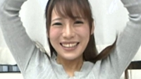 フェチ:杏ちゃんのセルフスパンキング (スマホ用縦画面動画)