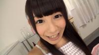 フェチ:小西まりえちゃんの歯・口内自撮り(通常版+3D)
