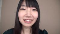 妹系かなこちゃんの歯・口内自撮り(通常版+3D)