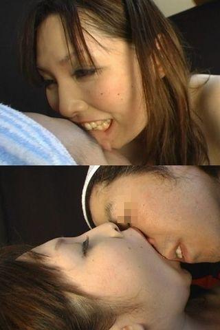 Kaoriの口の中で窒息したい