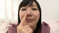 フェチ:恋人気分でバーチャル鼻観察・くしゃみ鼻水 星川麻紀(通常版+3D)