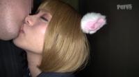 フェチ:ネコ耳セーラー服女装子をハメ撮り