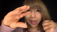 フェチ:双葉かえでの鼻観察・くしゃみ鼻水(通常版+3D)
