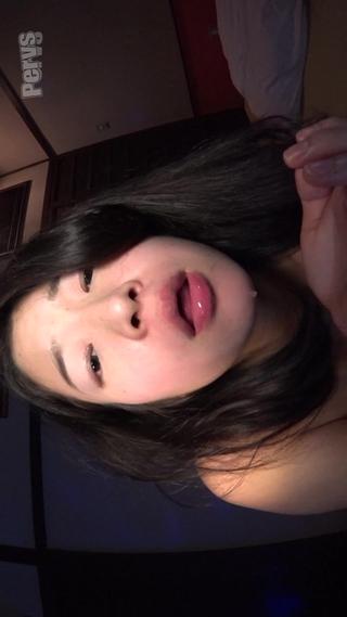 ドM美少女と2穴ハメ撮りSEX