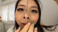 フェチ:涼宮凛ちゃんの鼻観察・くしゃみ鼻水(通常版+3D)