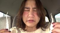 フェチ:車内で鼻観察・くしゃみ鼻水 杉村さよこ(通常版+3D)