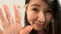 フェチ:素人娘あさみちゃんの鼻観察・くしゃみ鼻水(通常版+3D)