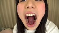 フェチ:素人娘かりんちゃんの舌・口内自撮り(通常版+3D)