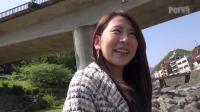 フェチ:美乳人妻と不倫プチ旅行①~プチ露出+車内オナニーフェラ~