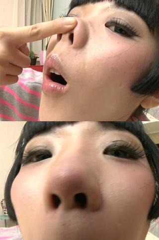 いちごの豚鼻(鼻水) 通常版+3D